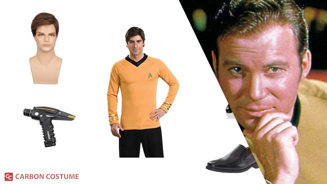 Captain James T. Kirk Cosplay Tutorial