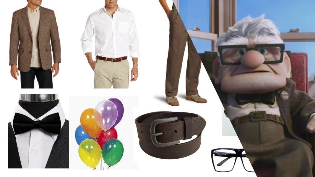 Carl Fredricksen Cosplay Tutorial