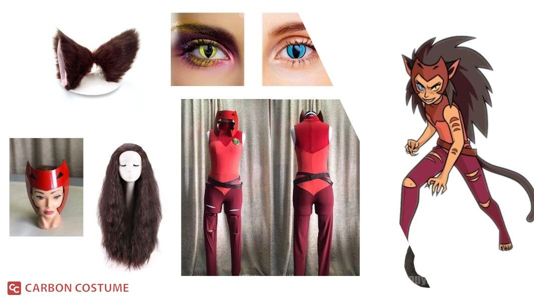 Catra from She-Ra and the Princesses of Power Cosplay Tutorial