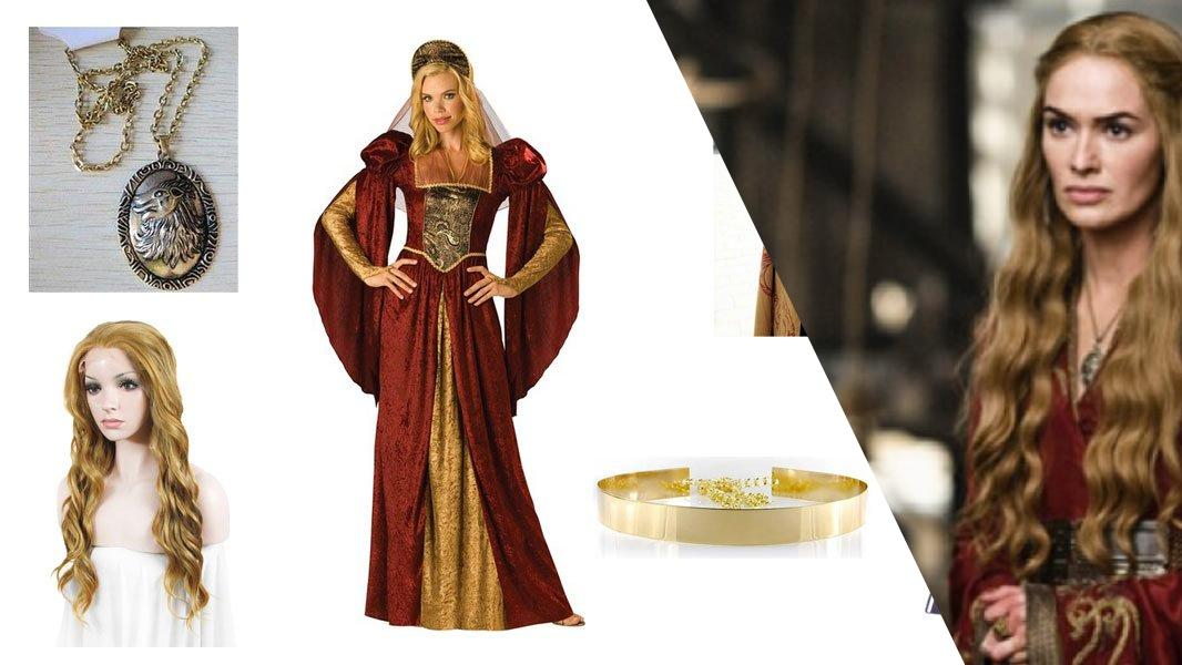 Cersei Lannister Cosplay Tutorial
