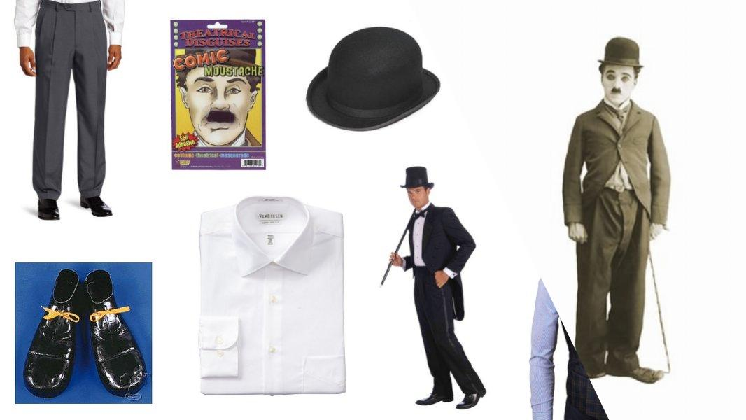 Charlie Chaplin Cosplay Tutorial