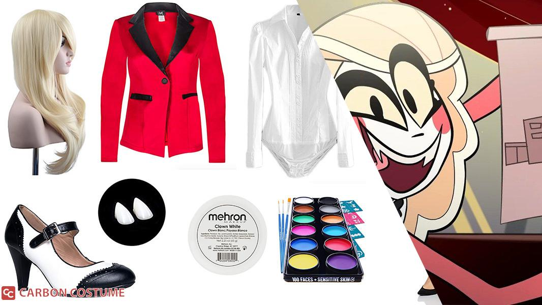Charlie from Hazbin Hotel Cosplay Tutorial