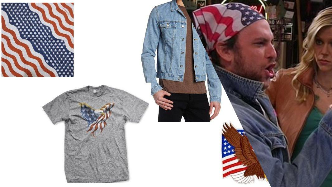 Charlie Goes America All Over Everybody's Ass Cosplay Tutorial