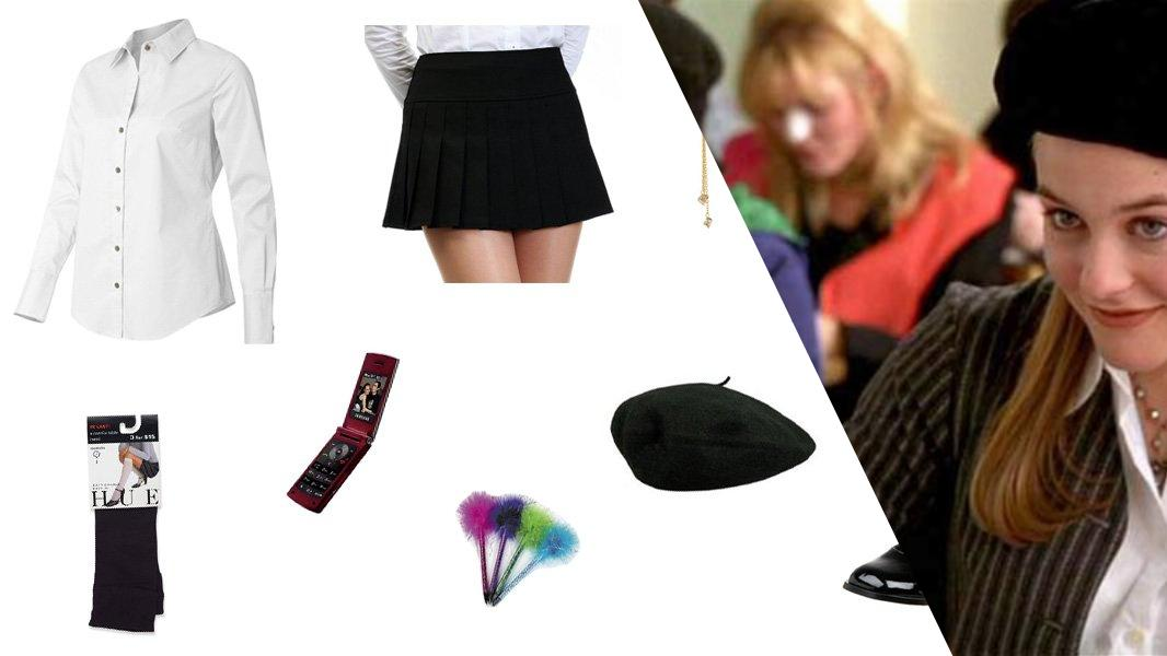 Cher from Clueless Cosplay Tutorial
