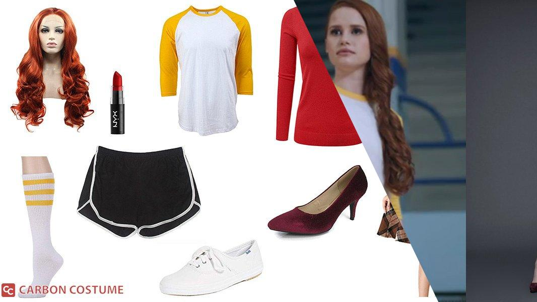 Cheryl Blossom from Riverdale Cosplay Tutorial