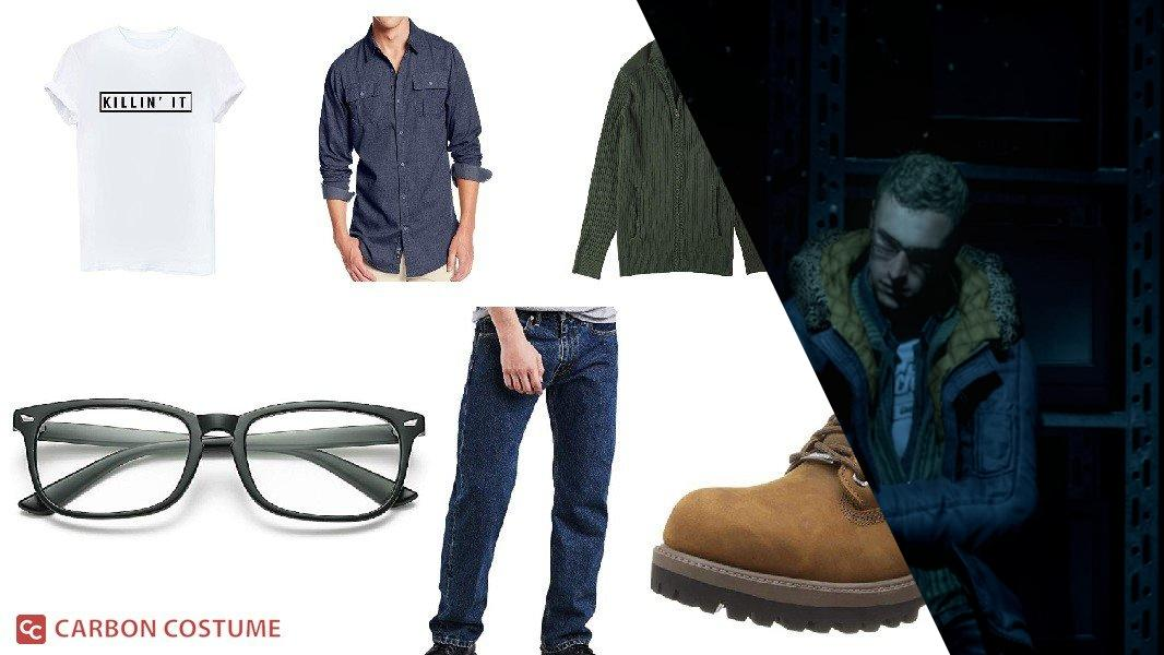 Chris from Until Dawn Cosplay Tutorial