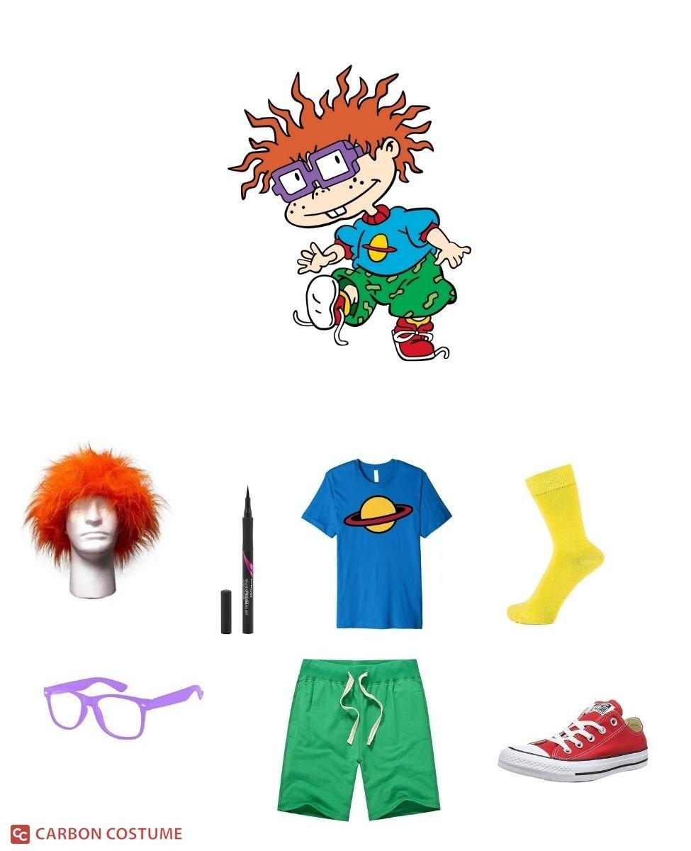 Chuckie Finster Cosplay Guide