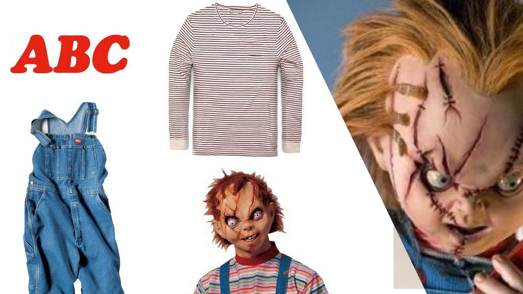 Chucky Cosplay Tutorial