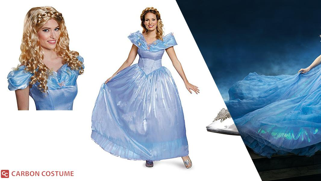 Cinderella Cosplay Tutorial
