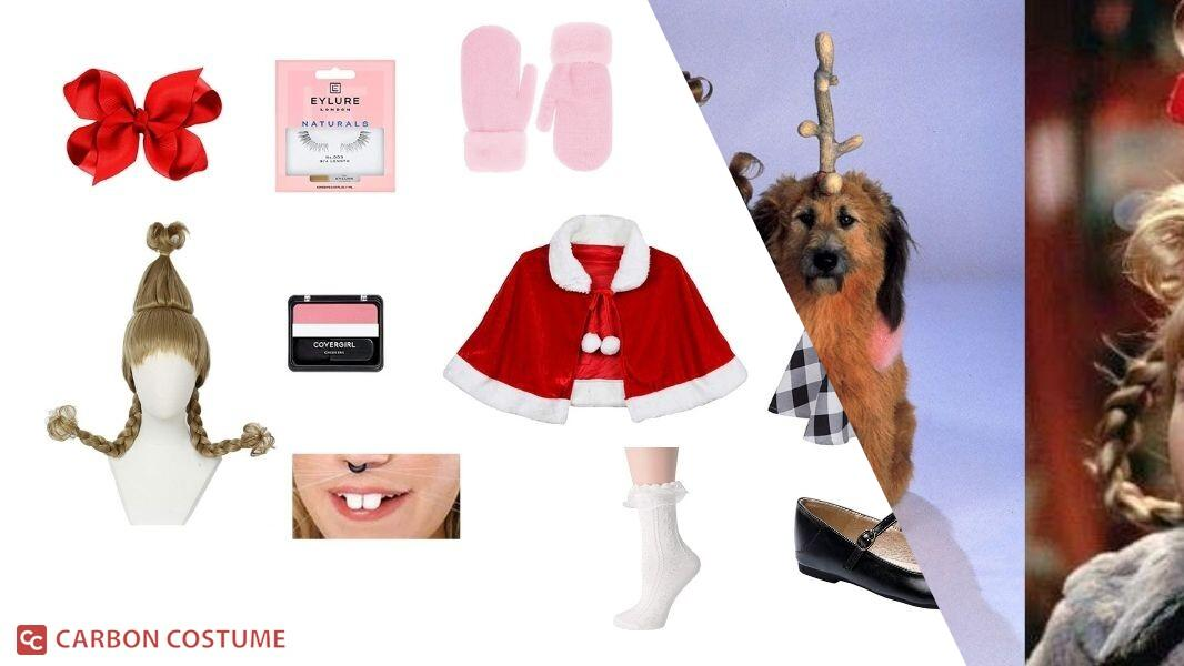 Cindy Lou Who Cosplay Tutorial