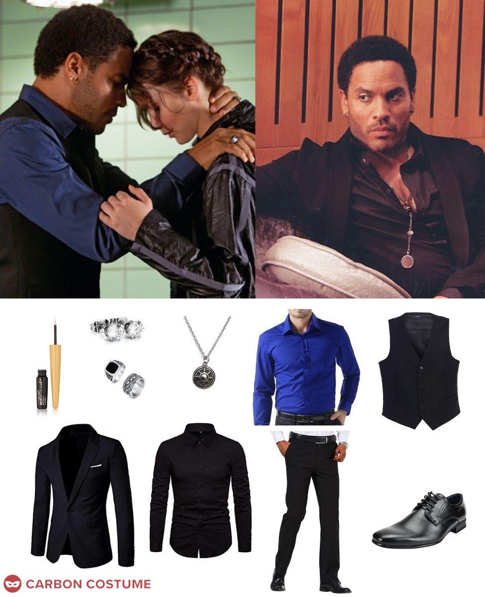 Cinna from The Hunger Games Cosplay Guide