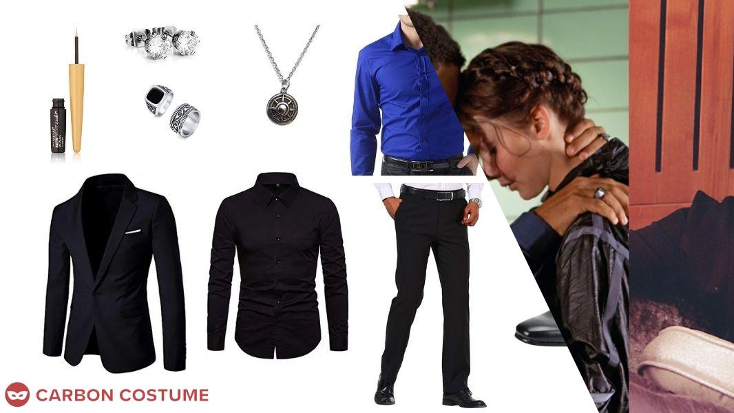 Cinna from The Hunger Games Cosplay Tutorial