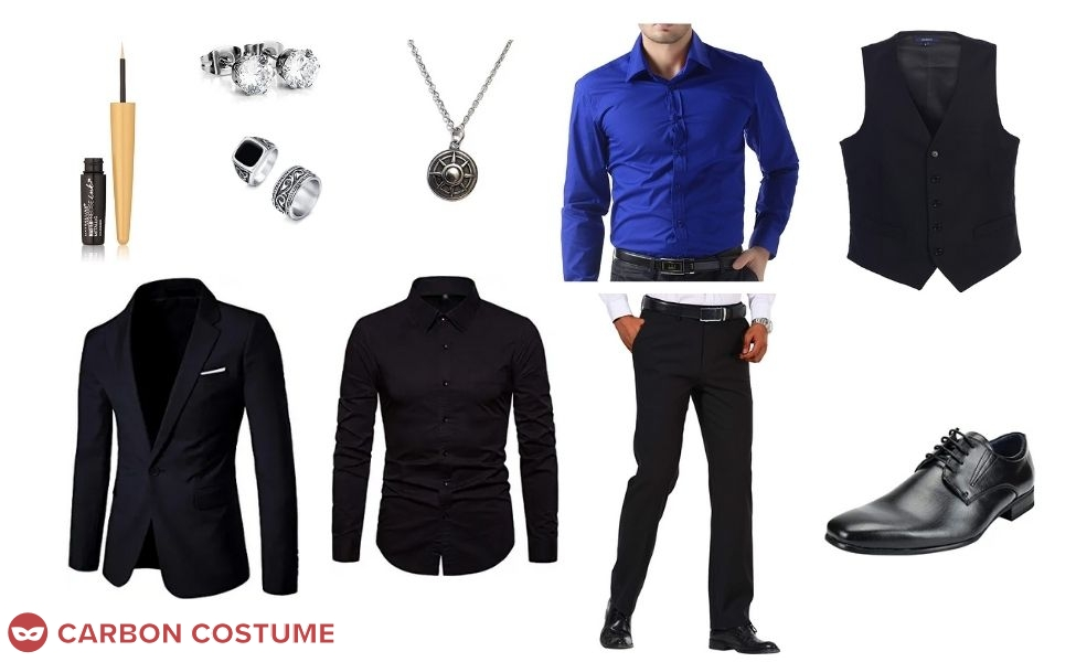 Cinna from The Hunger Games Costume