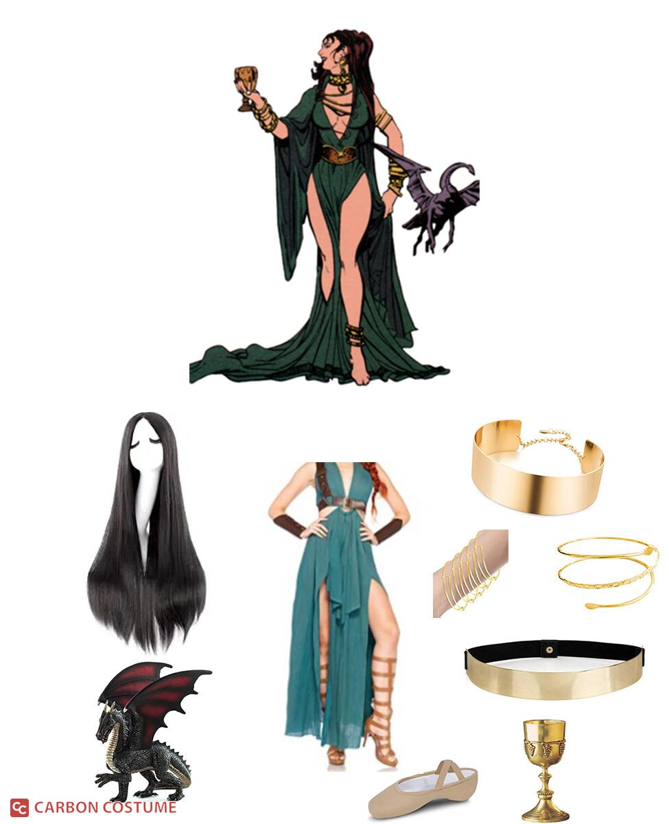 Circe Cosplay Guide
