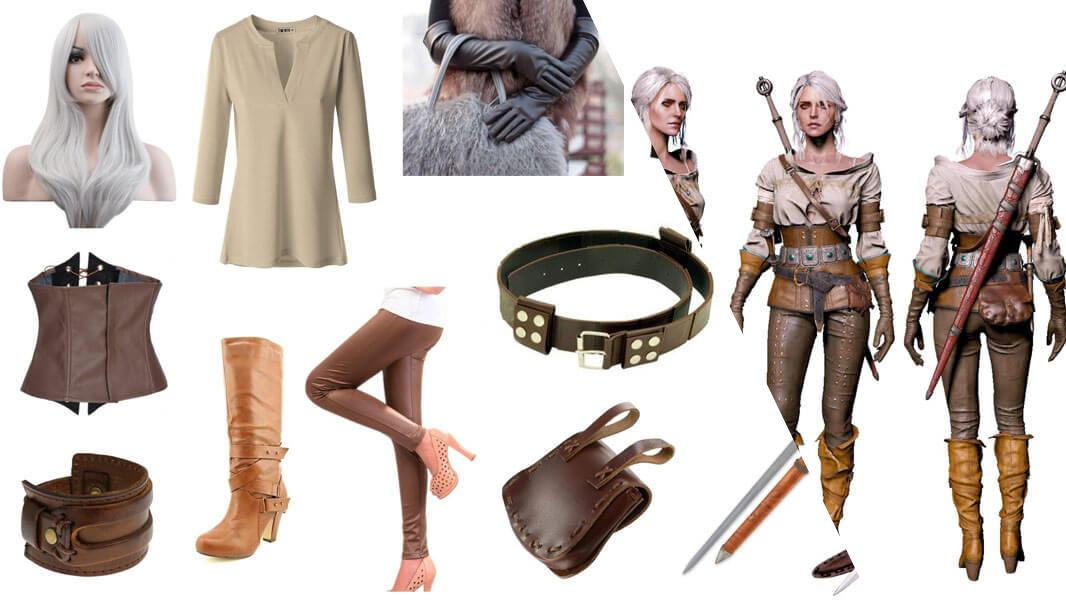 Ciri Cosplay Tutorial