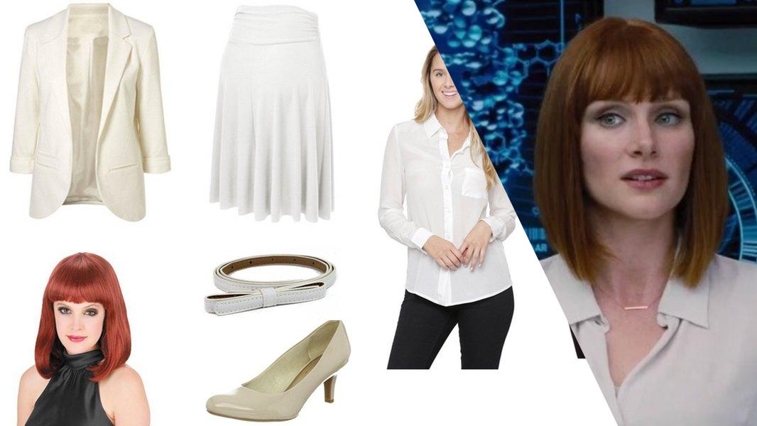 Claire Dearing Cosplay Tutorial