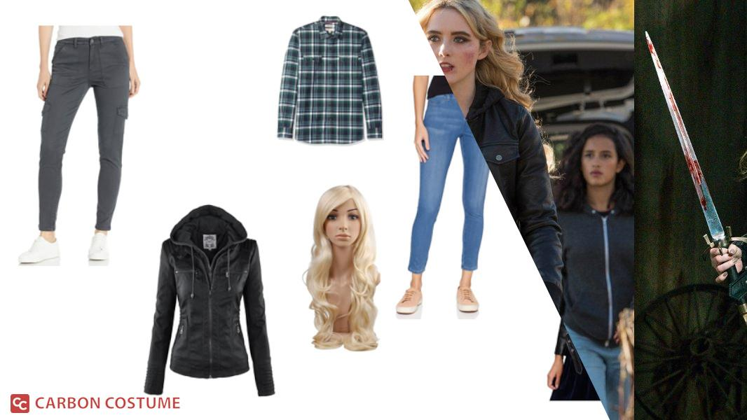 Claire Novak from Supernatural Cosplay Tutorial