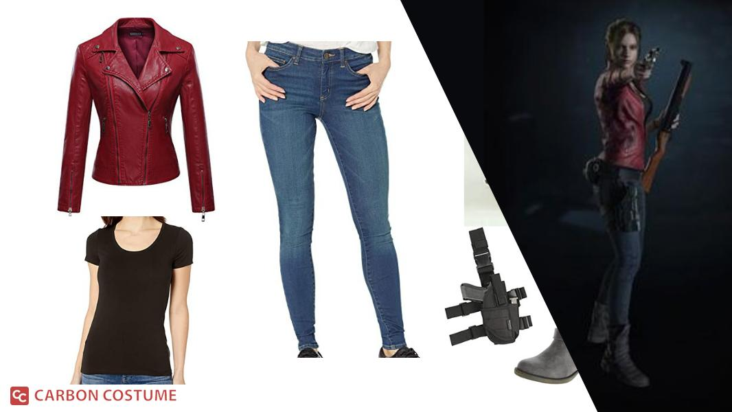 Claire Redfield from Resident Evil 2 Cosplay Tutorial