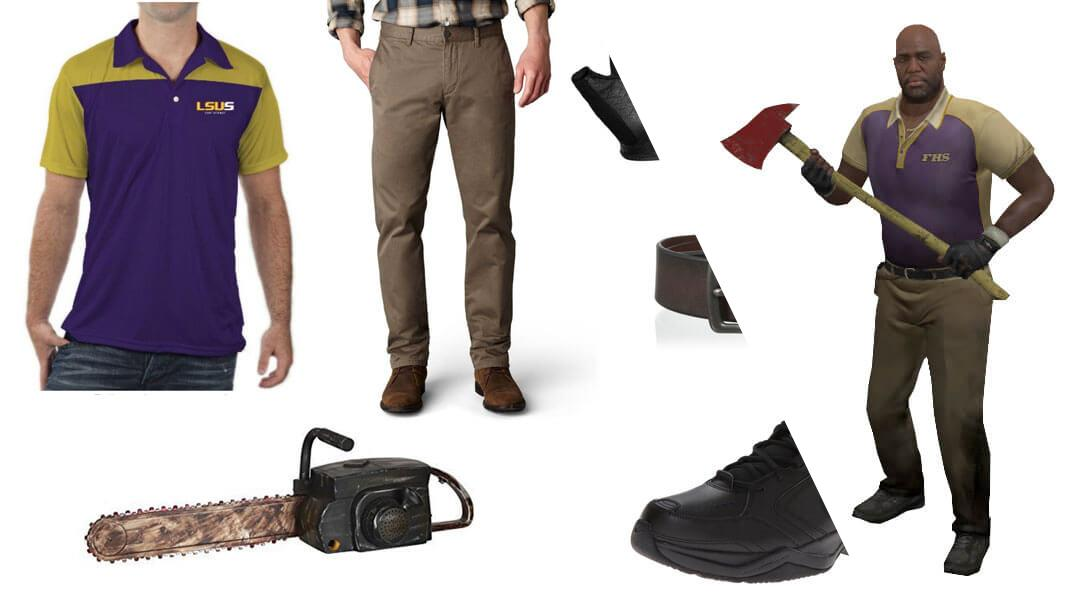 Coach from Left 4 Dead 2 Cosplay Tutorial