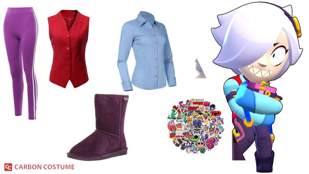 Colette from Brawl Stars Cosplay Tutorial