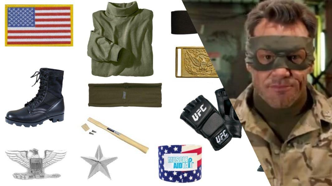Colonel Stars and Stripes Cosplay Tutorial