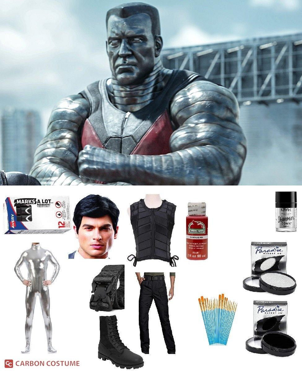 Colossus from Deadpool Cosplay Guide