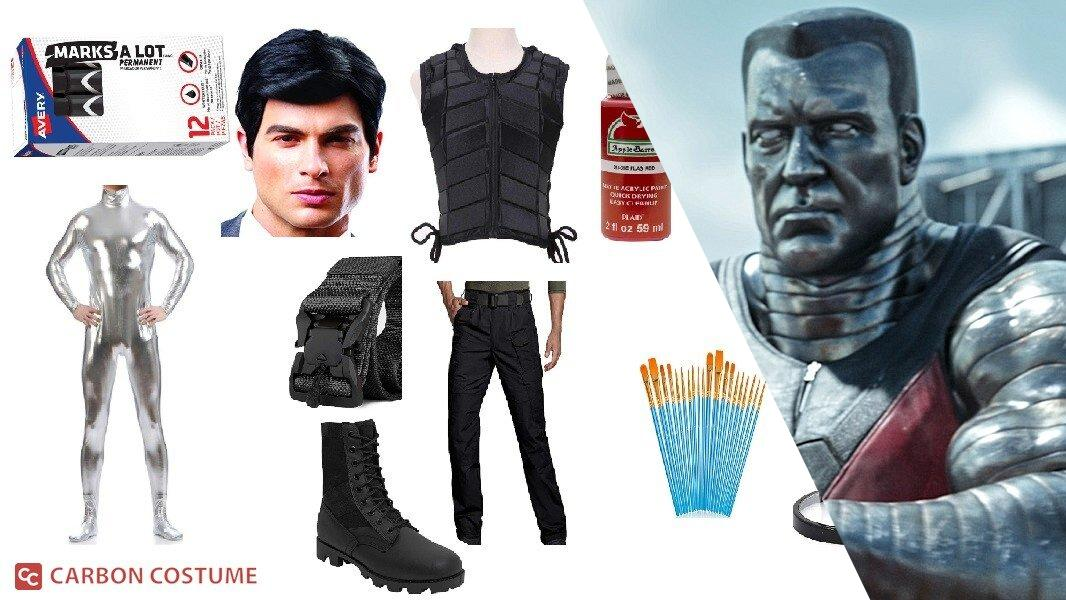 Colossus from Deadpool Cosplay Tutorial