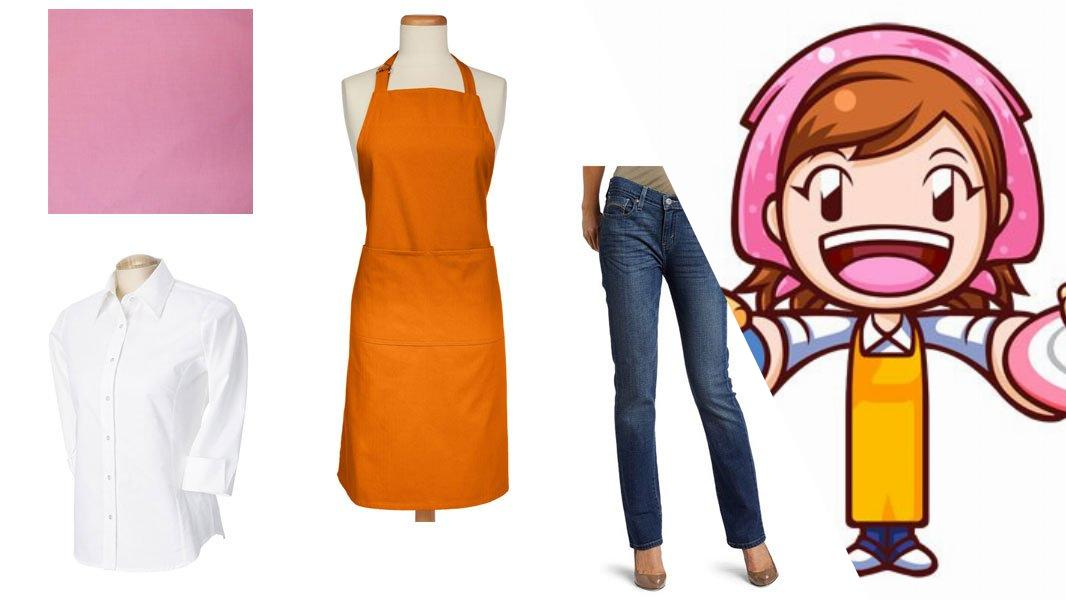 Cooking Mama Cosplay Tutorial