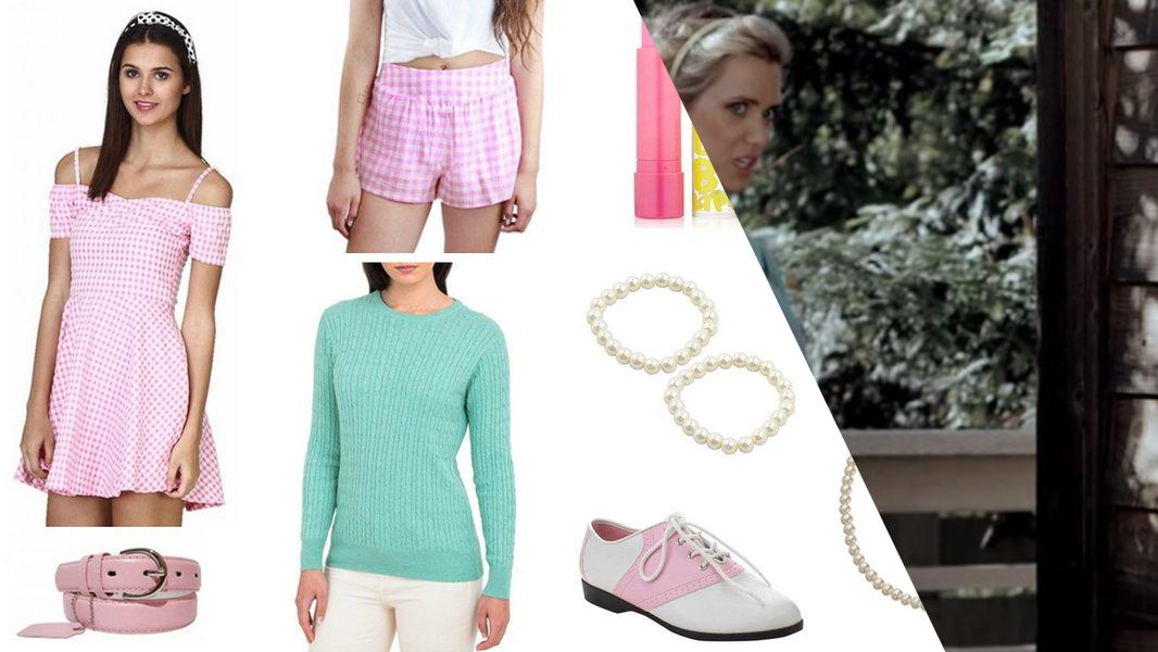 Courtney from Wet Hot American Summer Cosplay Tutorial