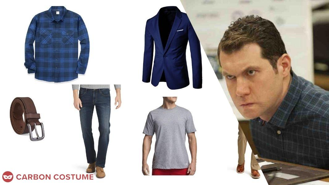 Craig Middlebrooks from Parks and Recreation Cosplay Tutorial
