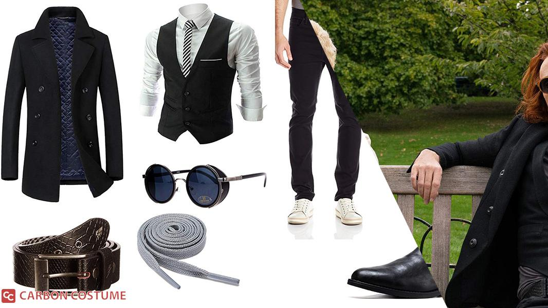 Crowley from Good Omens Cosplay Tutorial