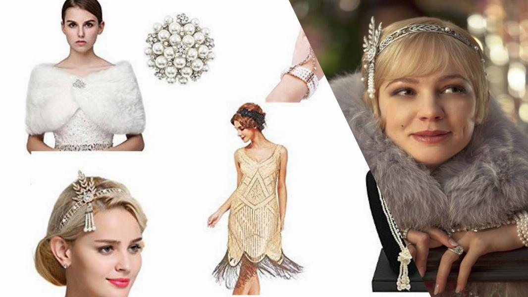 Daisy Buchanan Cosplay Tutorial