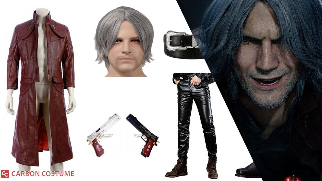Dante from Devil May Cry 5 Cosplay Tutorial