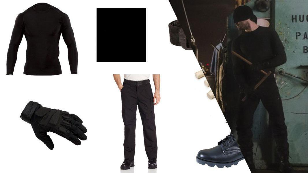 Daredevil Black Cosplay Tutorial