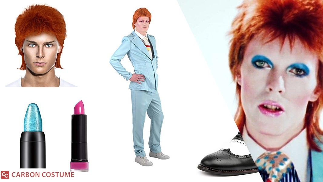 David Bowie from Life on Mars Cosplay Tutorial