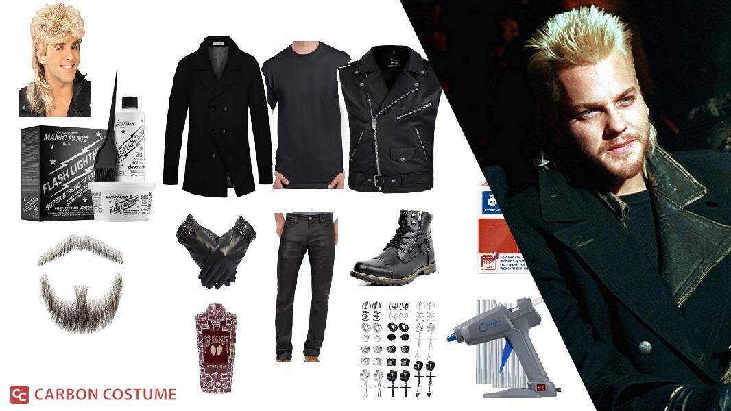 David from The Lost Boys Cosplay Tutorial