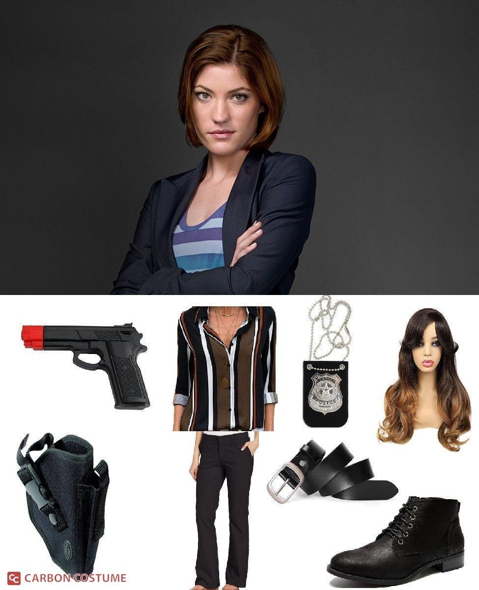 Debra Morgan from Dexter Cosplay Guide