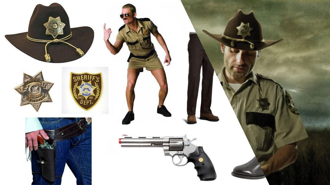 Deputy Sheriff Rick Grimes Cosplay Tutorial