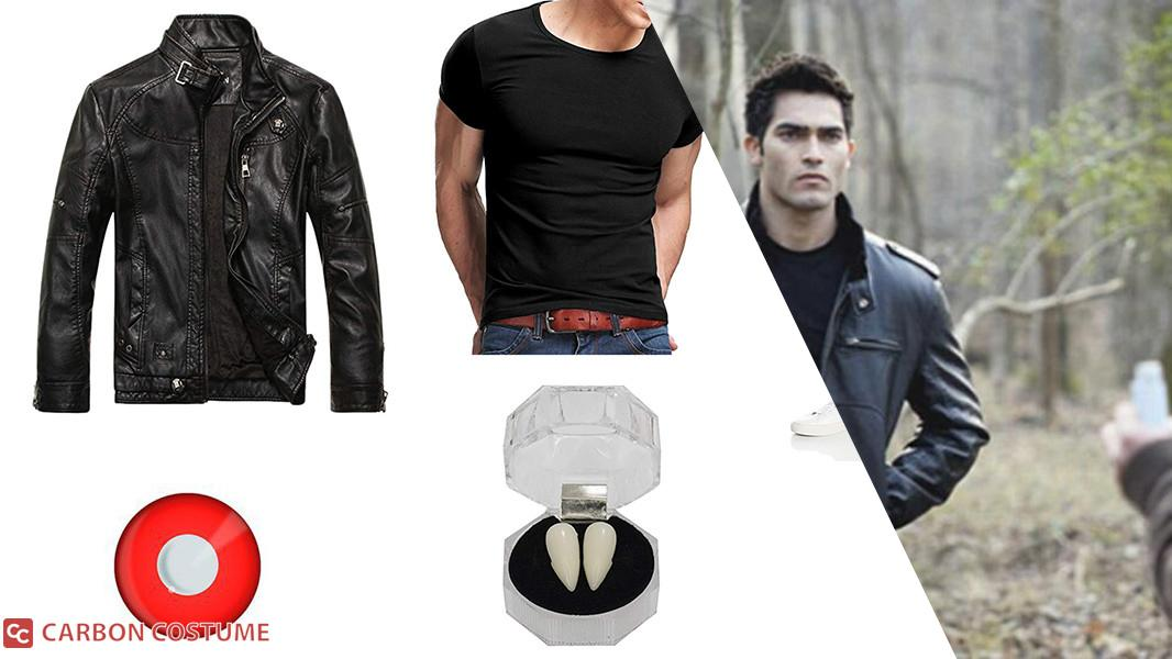 Derek Hale Cosplay Tutorial