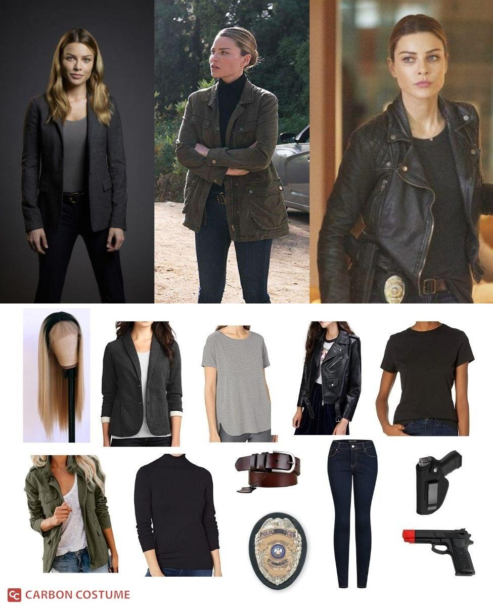 Detective Chloe Decker from Lucifer Cosplay Guide