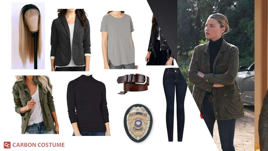 Detective Chloe Decker from Lucifer Cosplay Tutorial