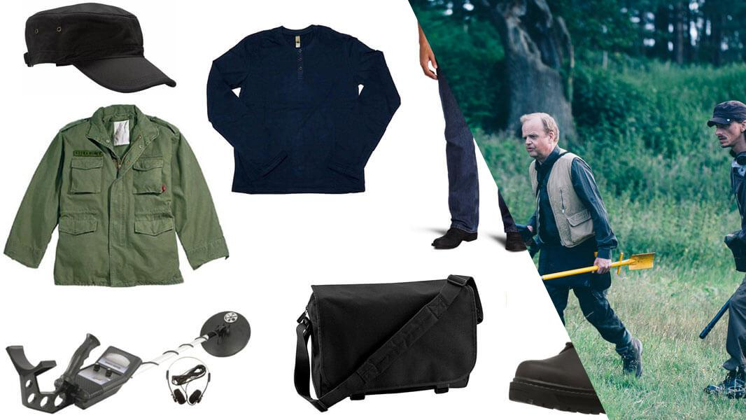 Detectorists Cosplay Tutorial