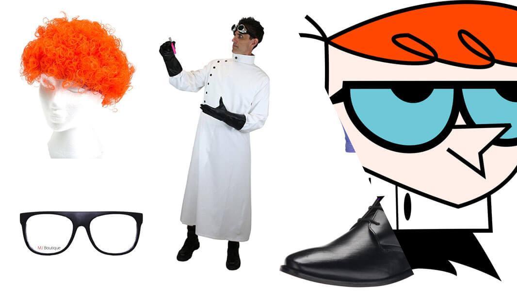 Dexter Cosplay Tutorial