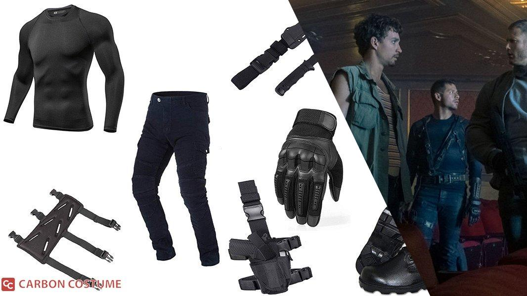 Diego Hargreeves from The Umbrella Academy Cosplay Tutorial