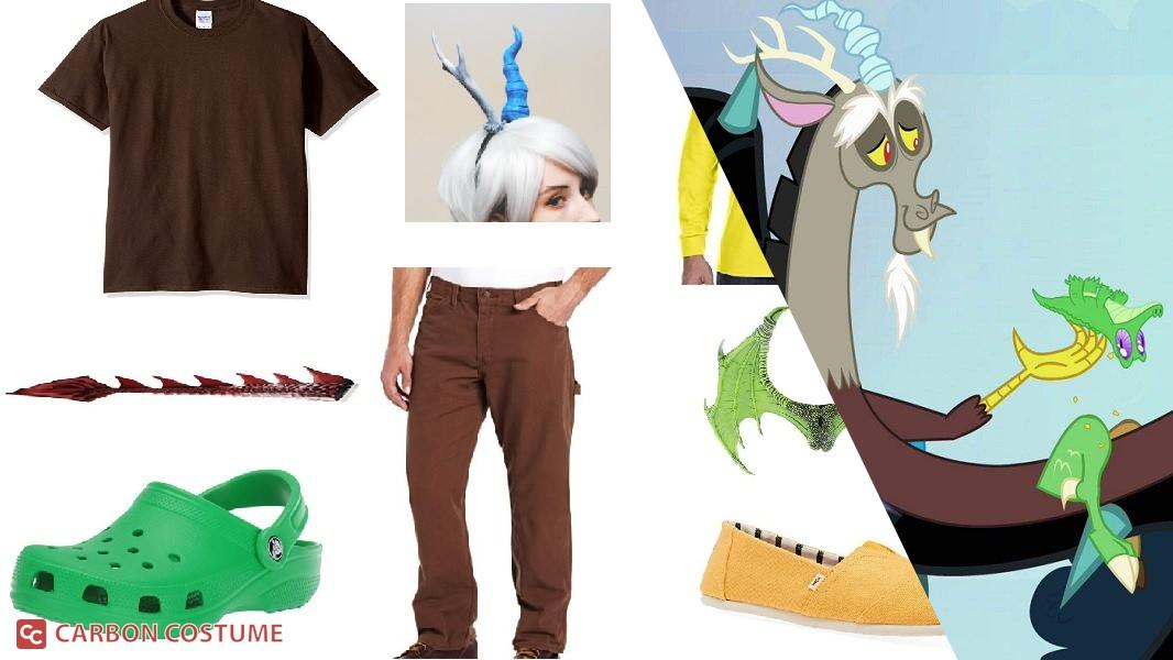 Discord from My Little Pony: Friendship is Magic Cosplay Tutorial