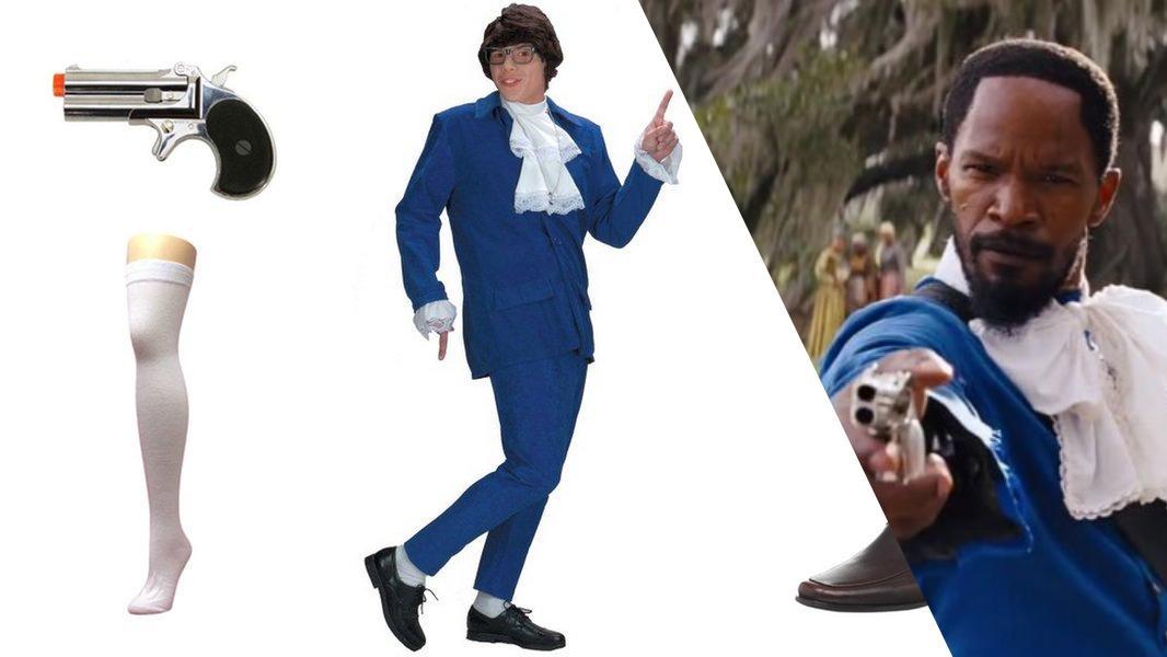 Django (Blue Valet Suit) Cosplay Tutorial