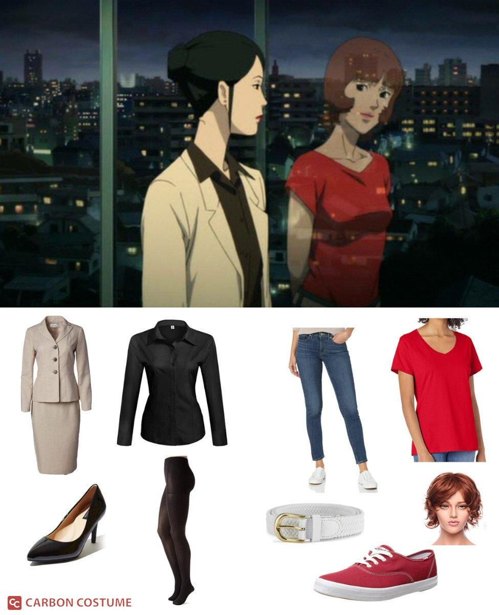 Doctor Atsuko Chiba from Paprika Cosplay Guide