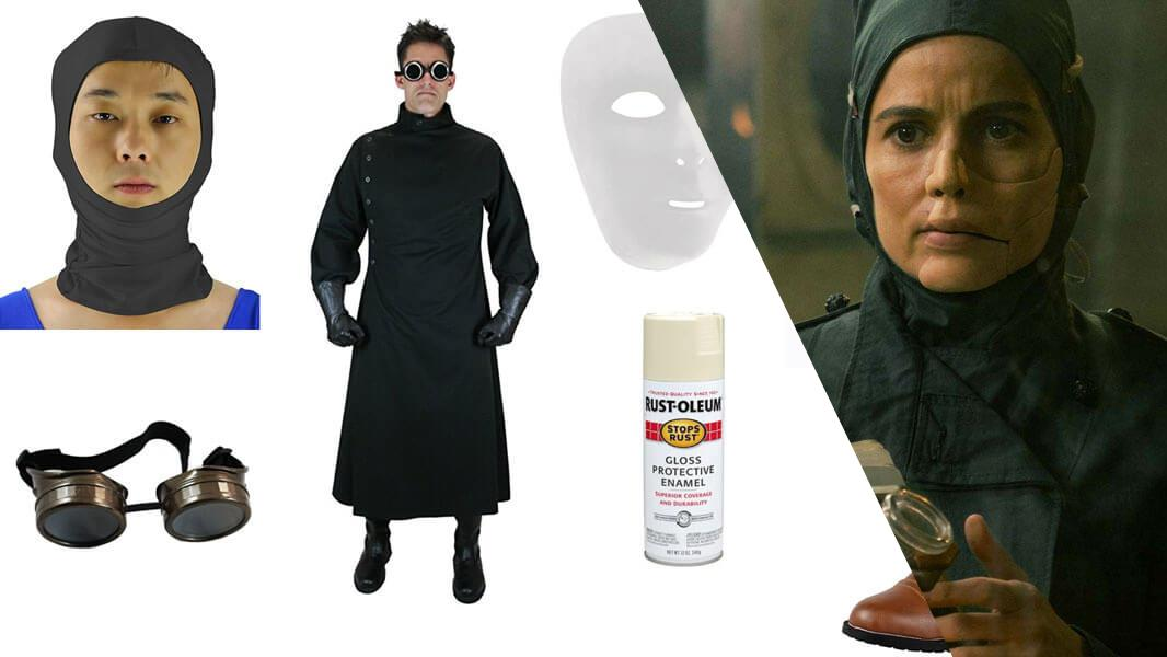 Doctor Poison Cosplay Tutorial