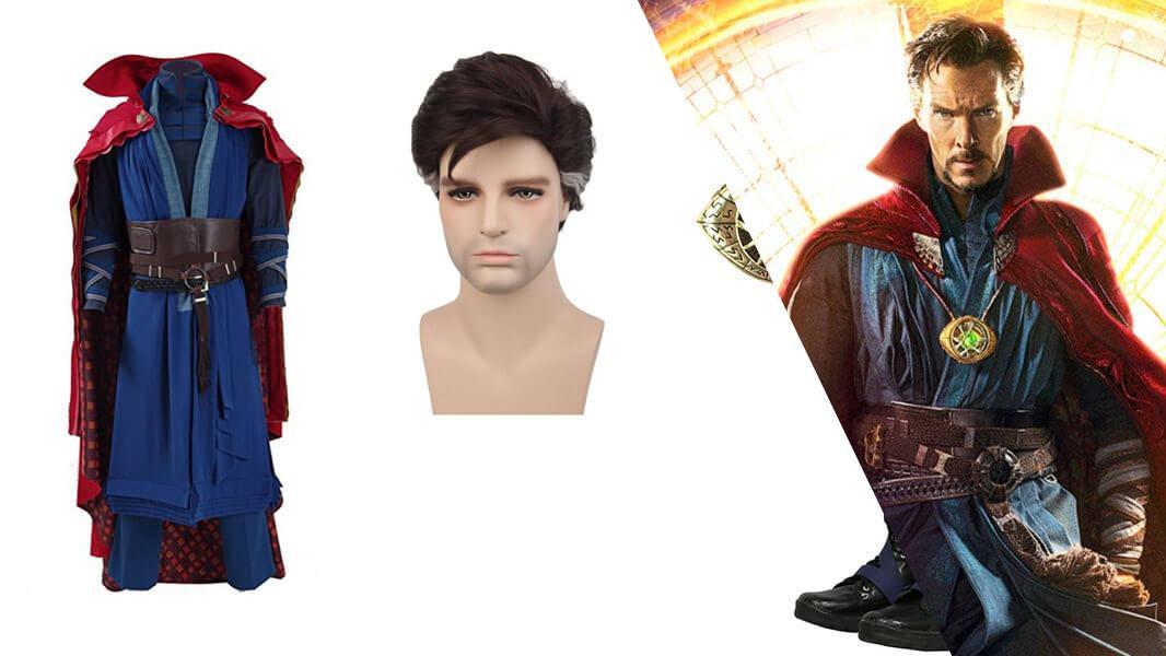 Doctor Strange Cosplay Tutorial