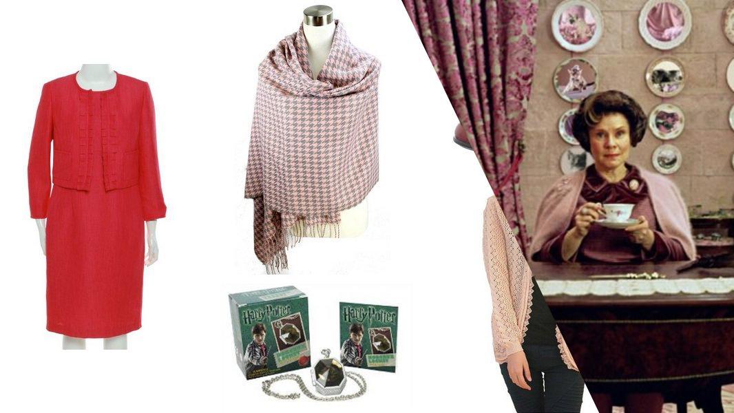 Dolores Umbridge Cosplay Tutorial